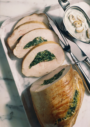 Carving Knife「Stuffed Turkey Breast」:スマホ壁紙(16)