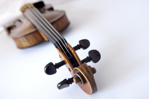 Violin「Violin Scroll」:スマホ壁紙(12)