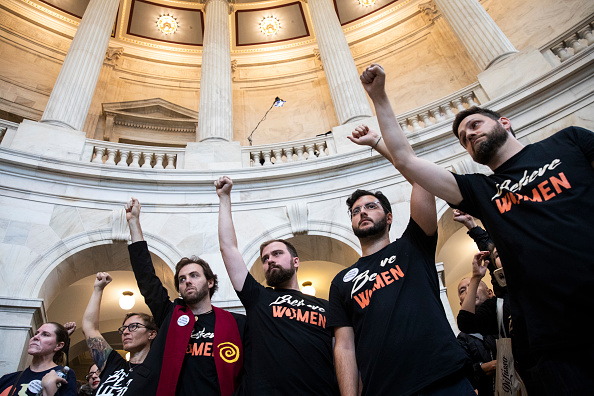 Architectural Feature「Members Of Congress Return To Capitol Hill Amidst New Kavanaugh Accusations」:写真・画像(19)[壁紙.com]