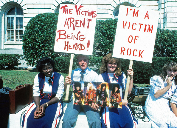 Music「PMRC Senate Hearings 1985」:写真・画像(3)[壁紙.com]