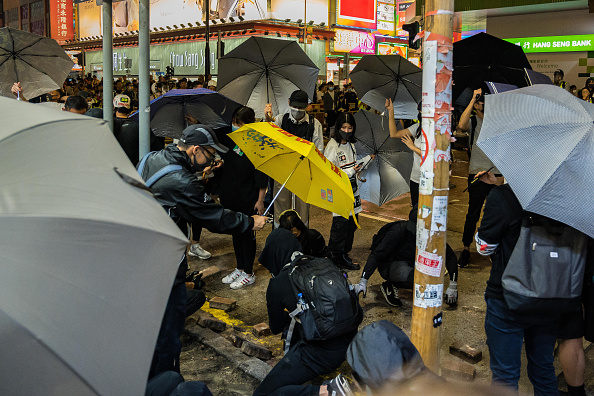 Billy H.C「Anti-Government Protests Continue in Hong Kong」:写真・画像(19)[壁紙.com]