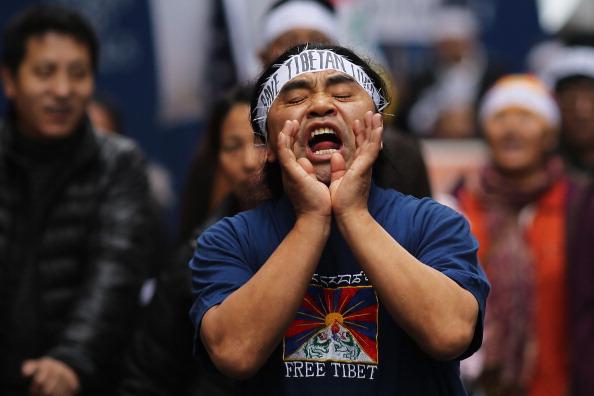 成功「Thousands Protest In New York On Global Solidarity Day For Tibet」:写真・画像(17)[壁紙.com]