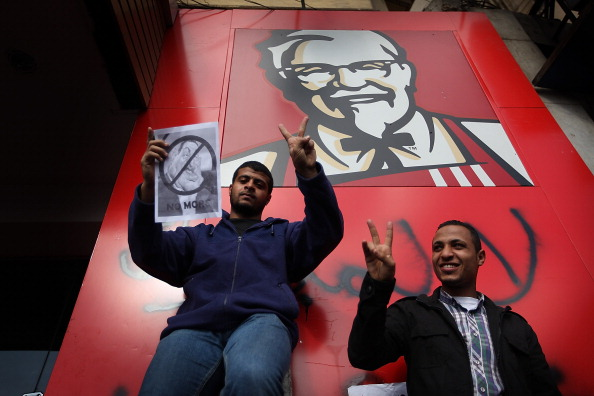 Chicken Meat「Egypt Protesters Continue To Defy Presidential Regime」:写真・画像(2)[壁紙.com]
