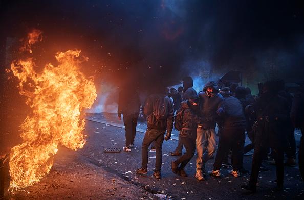 France「National Strike Shuts Down France's Transport Network」:写真・画像(3)[壁紙.com]