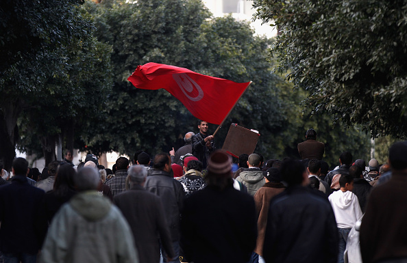 Tunisia「Demonstrations Continue In Tunisia As Calls Come For Dissolution Of Ruling Party」:写真・画像(0)[壁紙.com]