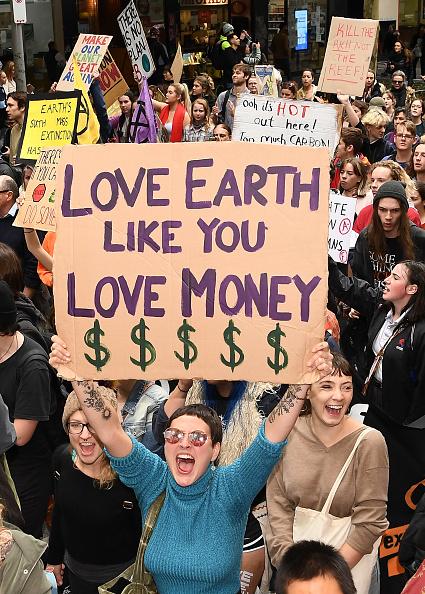 Corner「'Die In' Protest In Melbourne's CBD」:写真・画像(19)[壁紙.com]