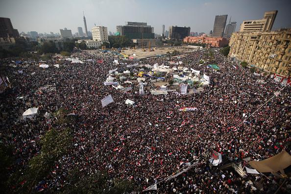 Egypt「Cairo Tense As Preparations Continue For Elections」:写真・画像(7)[壁紙.com]