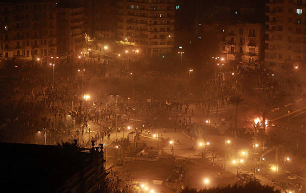 Anti Government Protesters Take To The Streets In Cairo:ニュース(壁紙.com)