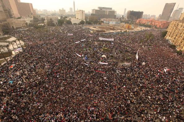 Egypt「Egypt Protesters Continue To Defy Presidential Regime 」:写真・画像(0)[壁紙.com]