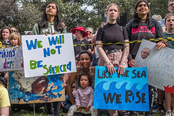 Melbourne - Australia「Australians Rally For Climate Action As Part Of Global Climate Strike」:写真・画像(7)[壁紙.com]