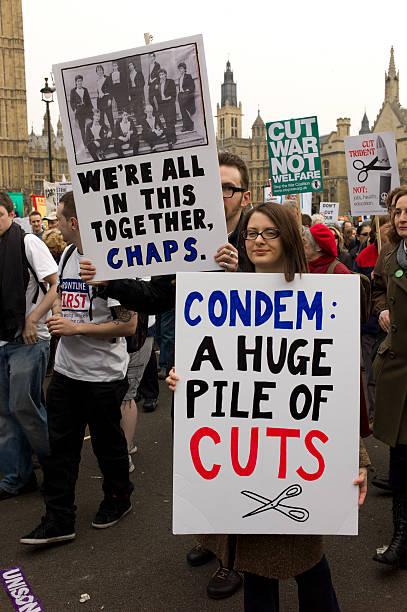 TUC March Against Cuts:ニュース(壁紙.com)