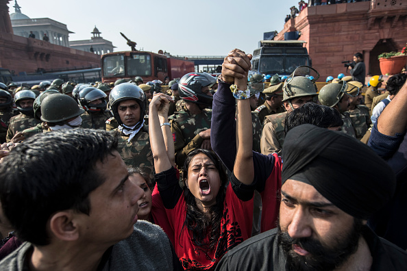 Delhi「Protests In New Delhi Against Current Rape Laws」:写真・画像(10)[壁紙.com]