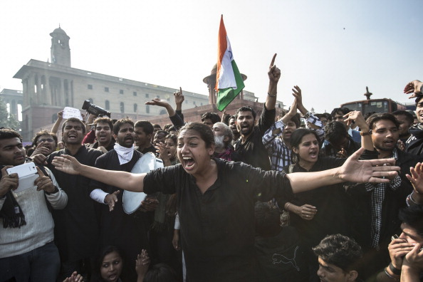 Delhi「Protests In New Delhi Against Current Rape Laws」:写真・画像(19)[壁紙.com]