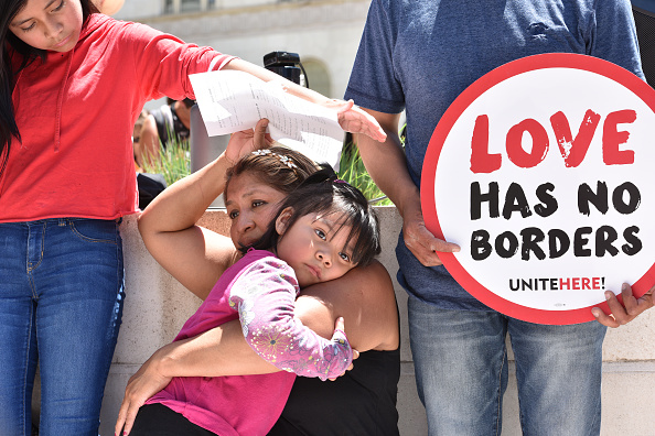 Jose Lopez「#CloseTheCamps: MoveOn, United We Dream, American Friends Service Committee, And Families Belong Together Lead Protests Across Country」:写真・画像(12)[壁紙.com]