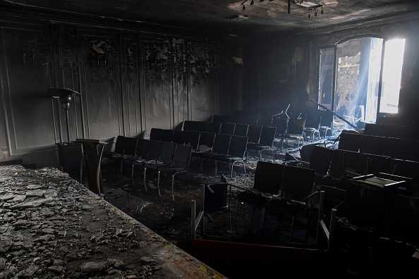 No People「Social Unrest Continues in Chile After Piñera Announced Measures」:写真・画像(10)[壁紙.com]