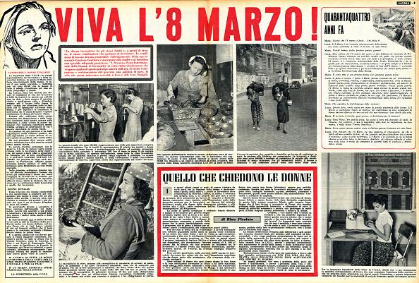 Fototeca Storica Nazionale「INTERNATIONAL WOMEN'S DAY」:写真・画像(4)[壁紙.com]