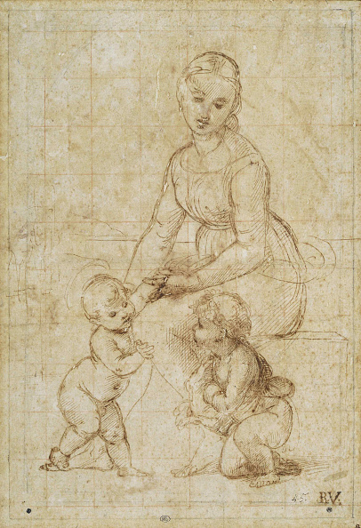 Worshipper「Study For La Belle Jardinière」:写真・画像(10)[壁紙.com]