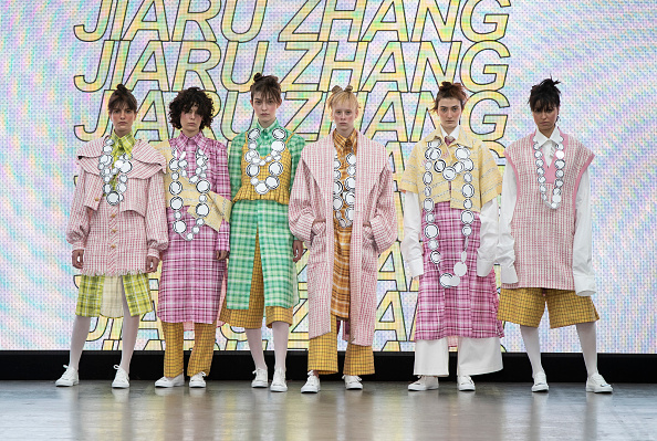 Day 1「Graduate Fashion Week 2019 - Day 1」:写真・画像(7)[壁紙.com]
