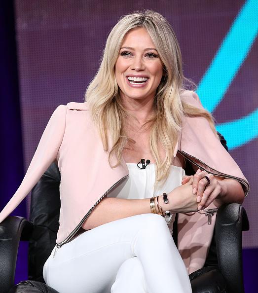 Hilary Duff「Viacom Winter TCA 2015」:写真・画像(18)[壁紙.com]