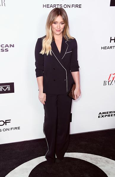 ヒラリー・ダフ「Harper's Bazaar Celebrates 150 Most Fashionable Women - Arrivals」:写真・画像(15)[壁紙.com]