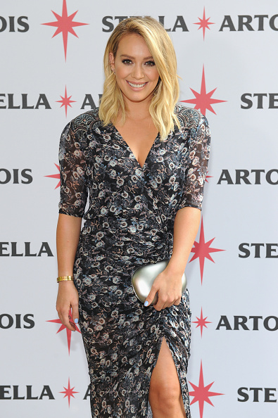 Hilary Duff「Hilary Duff Joins Stella Artois To Kick-Off The Summer Entertaining Season With The Launch Of The 'Host One To Remember' Campaign」:写真・画像(15)[壁紙.com]