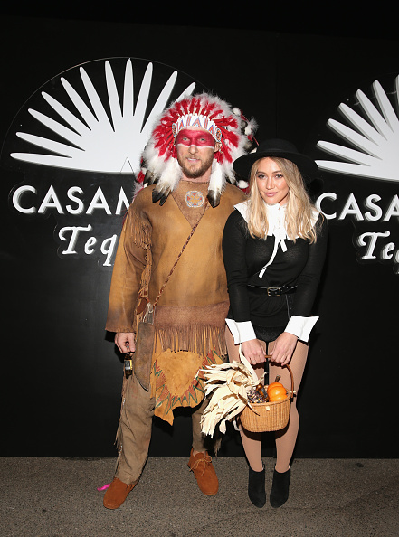 ヒラリー・ダフ「Casamigos Tequila Halloween Party」:写真・画像(5)[壁紙.com]