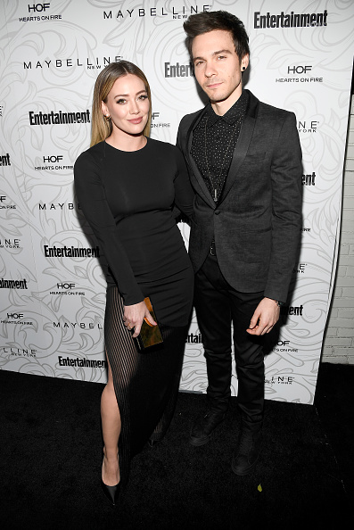 Hilary Duff「Entertainment Weekly Celebrates SAG Award Nominees at Chateau Marmont sponsored by Maybelline New York - Arrivals」:写真・画像(14)[壁紙.com]