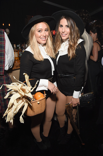 Hilary Duff「Casamigos Tequila Halloween Party」:写真・画像(16)[壁紙.com]