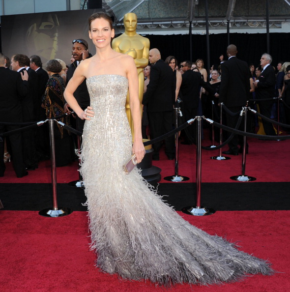 Strapless Evening Gown「83rd Annual Academy Awards - Arrivals」:写真・画像(13)[壁紙.com]