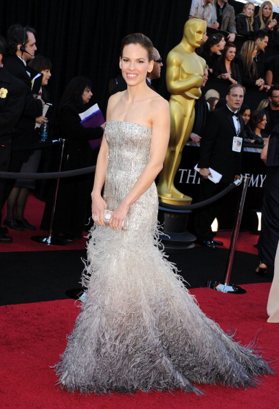 Strapless Evening Gown「83rd Annual Academy Awards - Arrivals」:写真・画像(14)[壁紙.com]