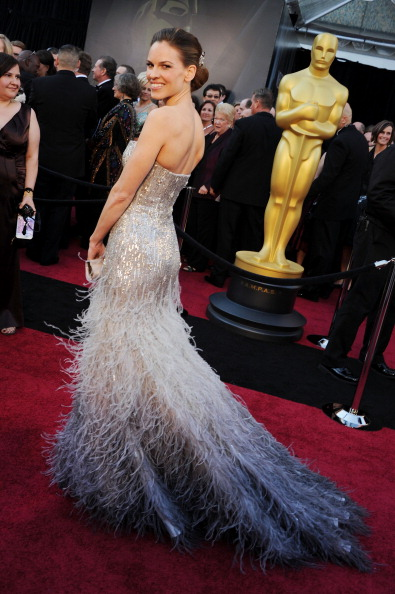 Strapless Evening Gown「83rd Annual Academy Awards - Arrivals」:写真・画像(15)[壁紙.com]