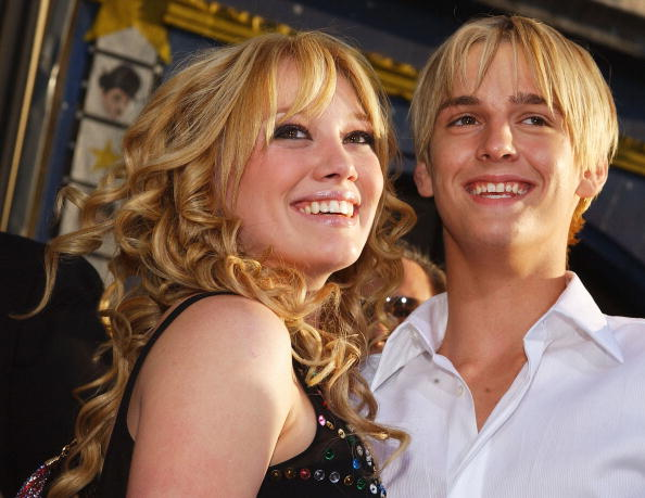 Hilary Duff「Hollywood Premiere Of The Lizzie McGuire Movie」:写真・画像(18)[壁紙.com]