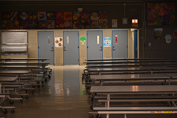 Education「New York City School Prepares For Long Shutdown Due To Coronavirus Outbreak」:写真・画像(6)[壁紙.com]