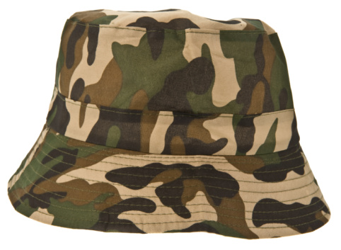 Drooping「Camouflage floppy hat」:スマホ壁紙(5)