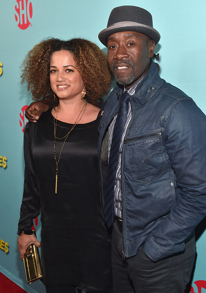Don Cheadle「Showtime Celebrates All-New Seasons Of 'Shameless,' 'House Of Lies' And 'Episodes' - Red Carpet」:写真・画像(18)[壁紙.com]