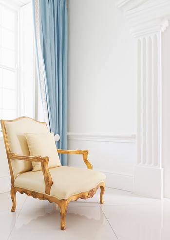 Chair「Armchair in luxury home」:スマホ壁紙(5)