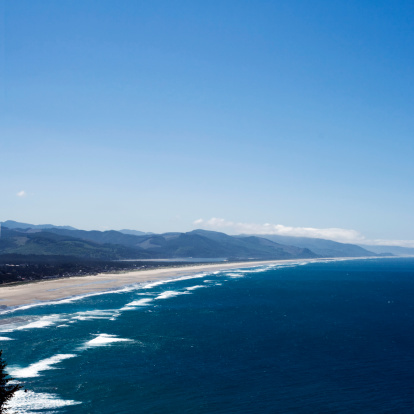 Cannon Beach「Ocean Scenic, Oregon Coast」:スマホ壁紙(10)