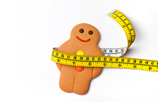 Gingerbread Cookie「Fat overweight gingerbread man」:スマホ壁紙(7)