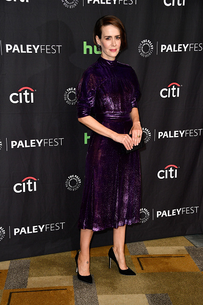 "Paley Center for Media「The Paley Center For Media's 34th Annual PaleyFest Los Angeles - ""American Horror Story: Roanoke"" - Arrivals」:写真・画像(10)[壁紙.com]"