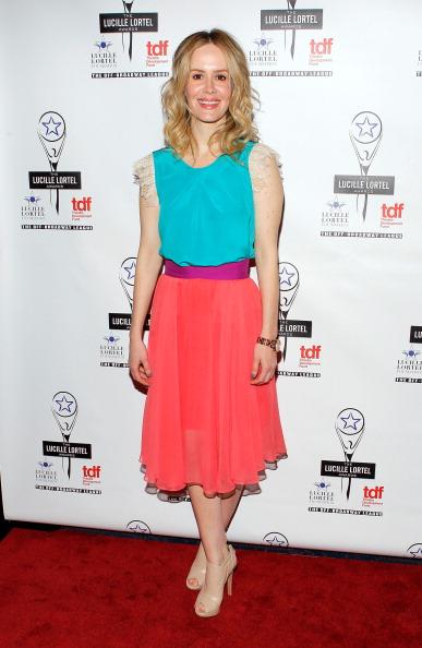 Color Block「27th Annual Lucille Lortel Awards - Red Carpet」:写真・画像(0)[壁紙.com]