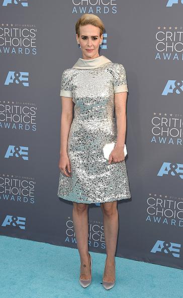 Critics' Choice Television Awards「The 21st Annual Critics' Choice Awards - Arrivals」:写真・画像(16)[壁紙.com]