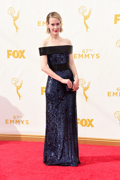 Emmy award「67th Annual Primetime Emmy Awards - Arrivals」:写真・画像(13)[壁紙.com]