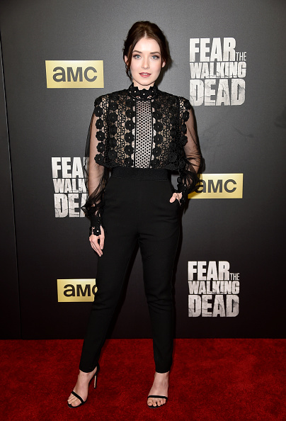 """Open Toe「Premiere Of AMC's """"Fear The Walking Dead"""" Season 2 - Arrivals」:写真・画像(2)[壁紙.com]"""