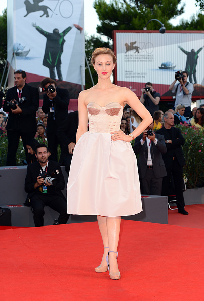 Strapless Dress「Premieres: 70th Venice Film Festival - Jaeger-LeCoultre Collection」:写真・画像(3)[壁紙.com]