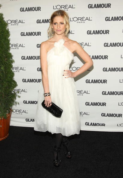 Carnegie Hall「19th Annual GLAMOUR Women Of The Year Awards - Arrivals」:写真・画像(19)[壁紙.com]