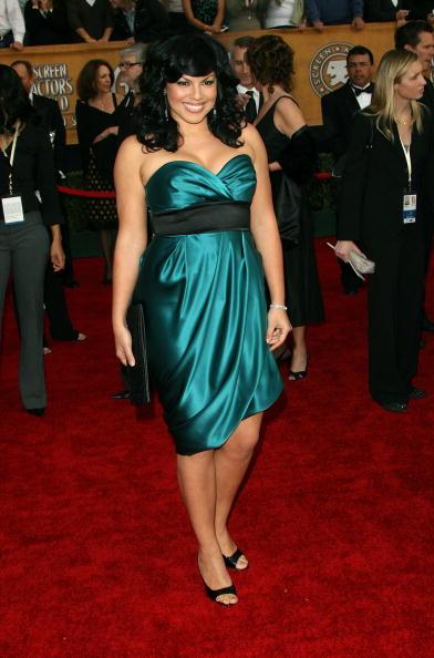 Clutch Bag「13th Annual Screen Actors Guild Awards - Arrivals」:写真・画像(0)[壁紙.com]