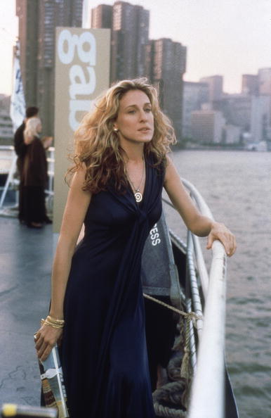 Sex and the City - Television Show「Actress Sarah Jessica Parker...」:写真・画像(11)[壁紙.com]