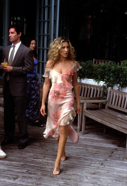 Sex and the City - Television Show「Actress Sarah Jessica Parker...」:写真・画像(6)[壁紙.com]