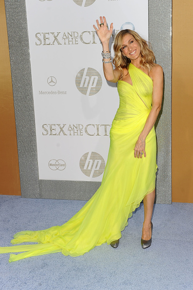 """Sex and the City 2「""""Sex And The City 2"""" New York Premiere - Arrivals」:写真・画像(10)[壁紙.com]"""