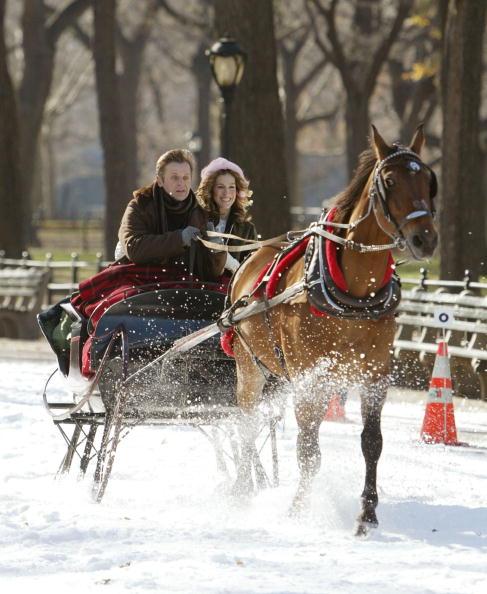 エンタメ総合「Sex and the City Filming in Central Park」:写真・画像(2)[壁紙.com]